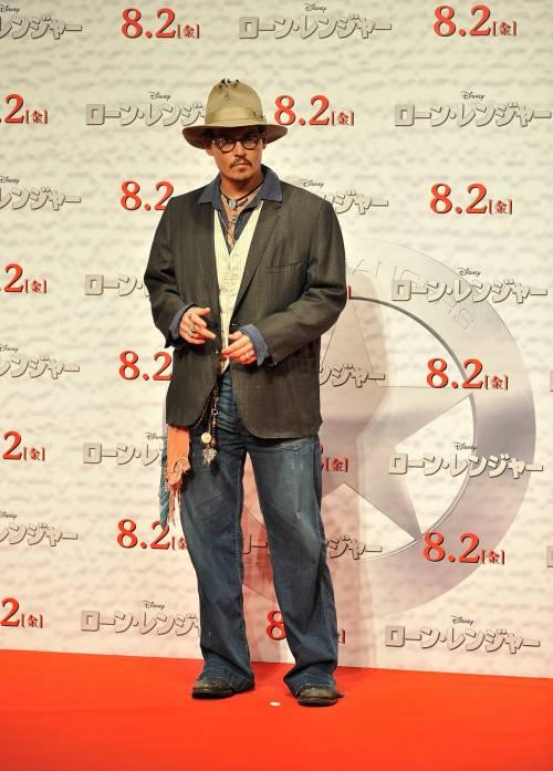 Johnny Depp, look sexy 14