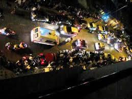 Se a Napoli la movida è un problema anche per le ambulanze