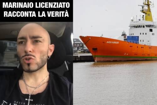 """""""Sull'Aquarius migranti con videogame e azzardo"""". La bufala che spopola sul web"""
