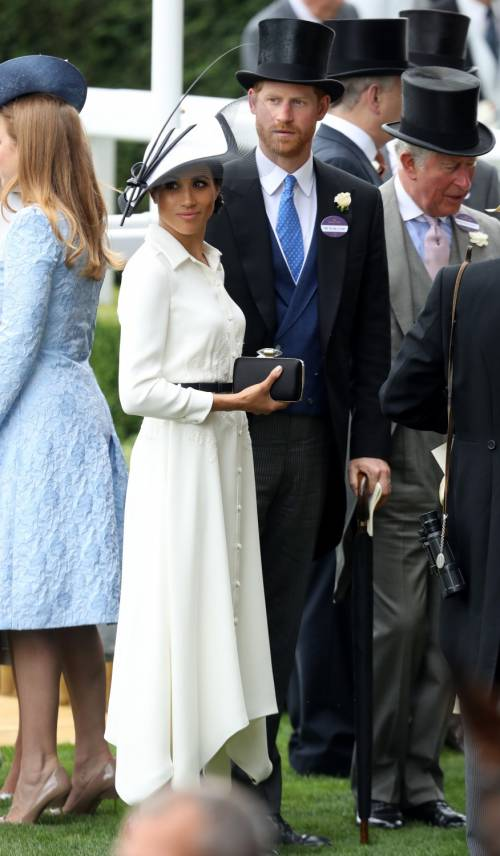 Meghan Markle, la prima volta al Royal Ascot 3