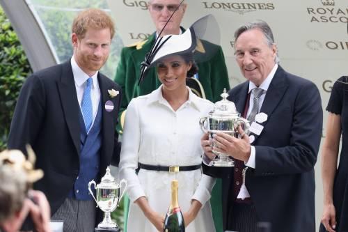 Meghan Markle, la prima volta al Royal Ascot 5