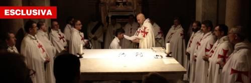 """Il ritorno dei Templari """"a difesa dell'Europa cristiana"""""""