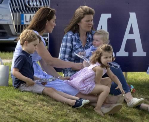 La Royal Family in foto 3