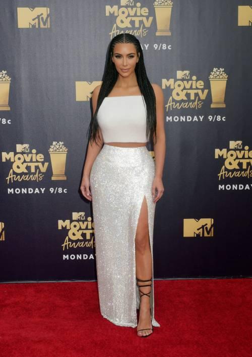 Kim Kardashian, gli scatti sexy 8
