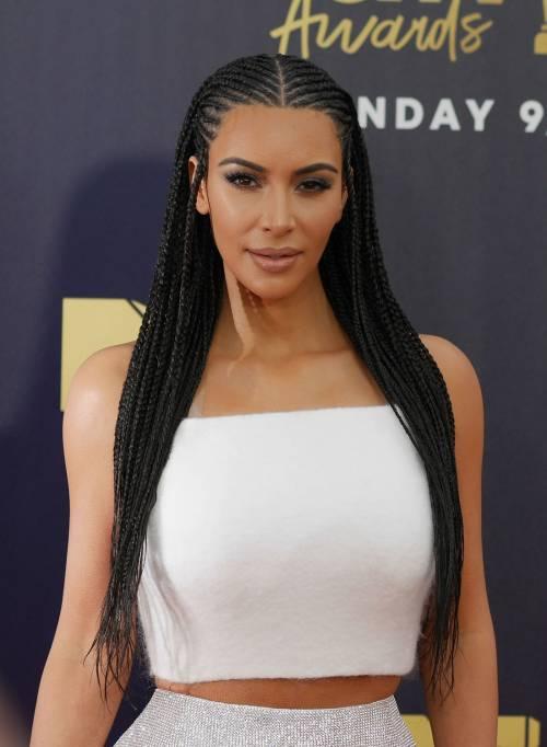 Kim Kardashian, gli scatti sexy 13