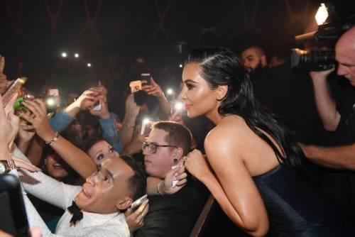 Kim Kardashian, gli scatti sexy 1
