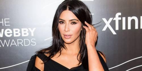 Kim Kardashian, gli scatti sexy 11