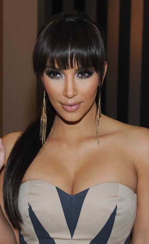 Kim Kardashian, gli scatti sexy 12