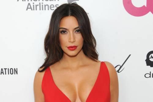 Kim Kardashian, gli scatti sexy 14