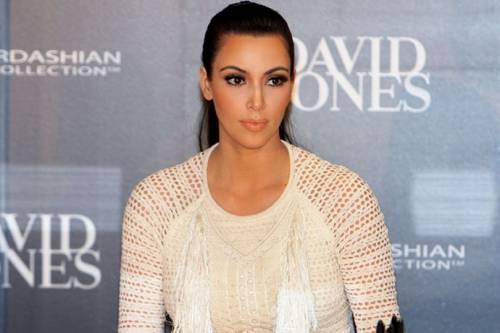 Kim Kardashian, gli scatti sexy 2