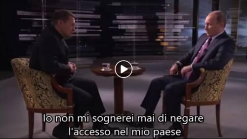 Pure Putin contro Salvini? Il video è una fake news: l'ambasciata lo sbugiarda