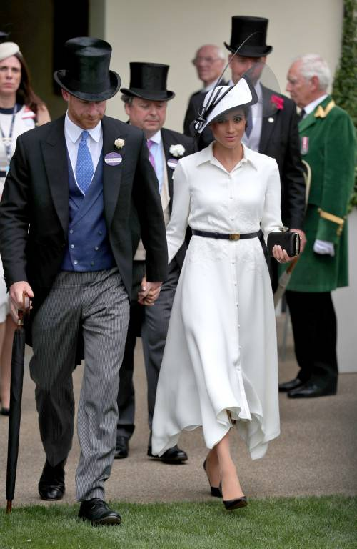 Meghan Markle, le foto della duchessa di Sussex 12