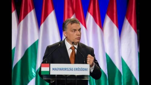 Orban raduna le destre dell'Ue per la democrazia anti-migranti e anti-comunisti