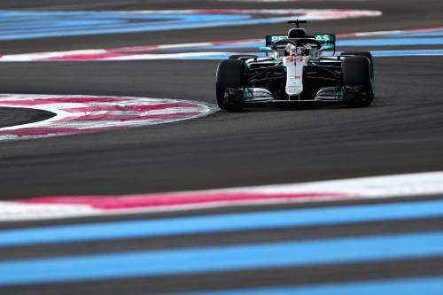 Formula Uno, Gp di Francia: Hamilton in pole, secondo Bottas, terzo Vettel