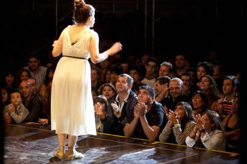 Quegli spettacoli a Milano col pubblico protagonista