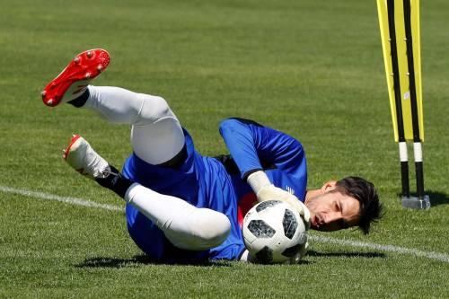 Gigi Buffon e la sua incredibile somiglianza con il portiere di Panama 6