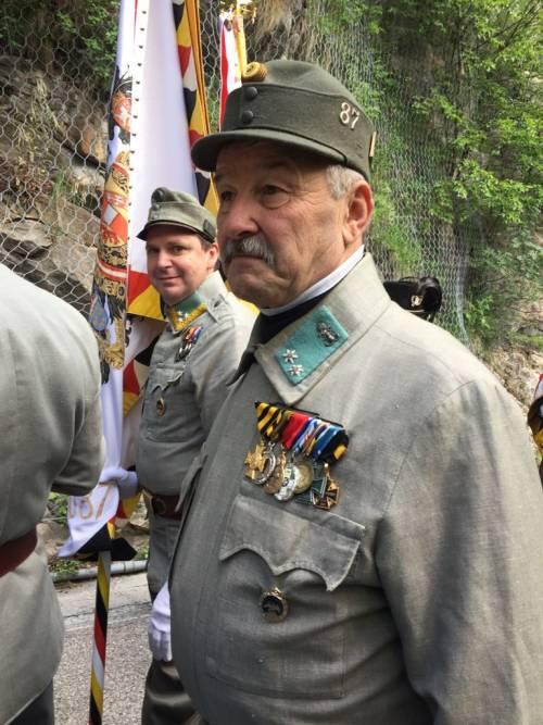 A 100 anni dalla guerra italiani e austriaci riuniti da pace e vino