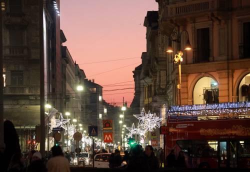 Natale, via al bando per le luminarie