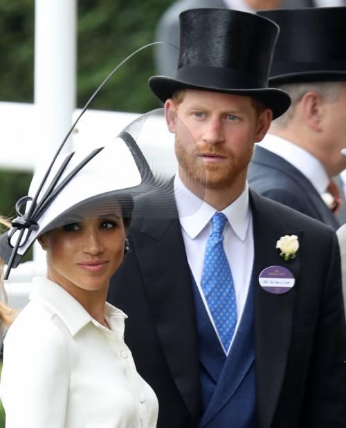 Meghan Markle, felice con il Principe Harry 4