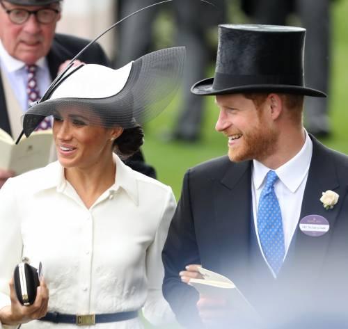 Meghan Markle, felice con il Principe Harry 5