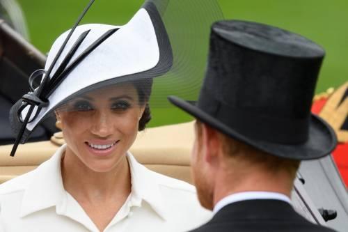 Meghan Markle, felice con il Principe Harry 3