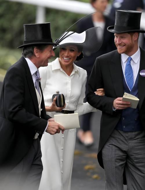 Meghan Markle, felice con il Principe Harry 8