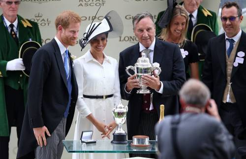 Meghan Markle, felice con il Principe Harry 6