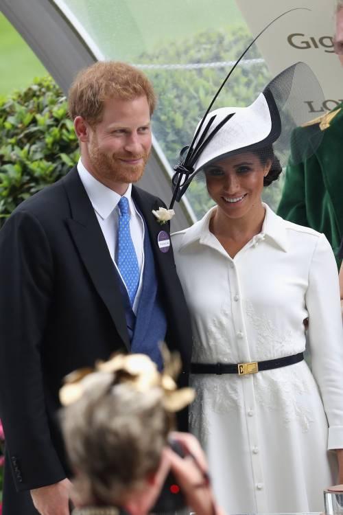 Meghan Markle, felice con il Principe Harry 10