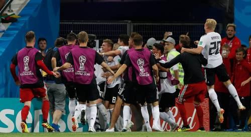 """Mondiali 2018, la Svezia attacca la Germania: """"Comportamento schifoso"""""""