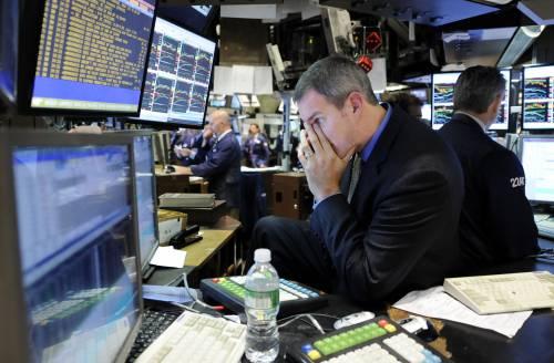 Borse, il lunedì nero dei dazi di Trump