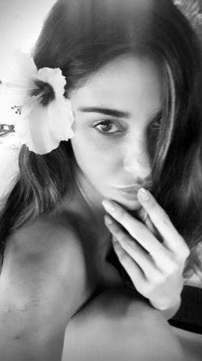 Belen Rodriguez nuda su Instagram 7