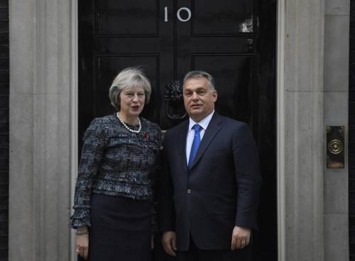 Alleanza tra Ungheria e Regno Unito: prima sorpresa post-Brexit?