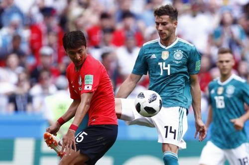 Mondiali 2018, la Germania è fuori. Avanti Svezia e Messico