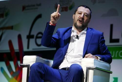 """Dl Dignità, Salvini frena: """"No danni alle imprese. Ci sono punti da limare"""""""