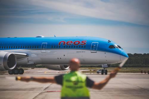 Neos fa il bis a Malpensa con il secondo Dreamliner