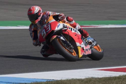 Motogp, Assen: Marquez si prende la pole. Secondo Crutchlow, terzo Rossi