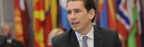 Sebastian Kurz, primo ministro austriaco