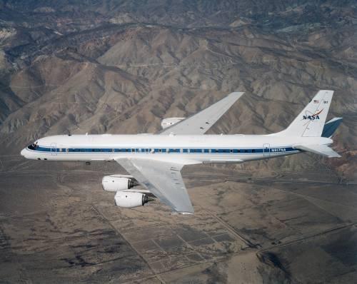 X-59, il nuovo jet supersonico della Nasa