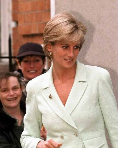 Lady Diana Spencer, le immagini di un'icona 8