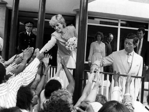 Lady Diana Spencer, le immagini di un'icona 10