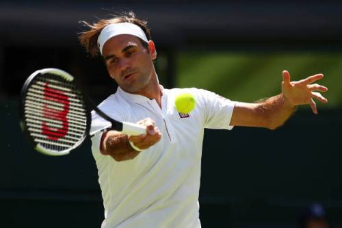 Wimbledon, Federer vince facile, Giorgi al secondo turno