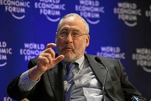 """Stiglitz non ha dubbi: """"L'Euro fatto a misura di Germania"""""""