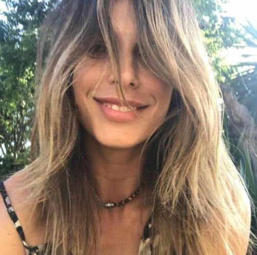 Elisabetta Canalis in costume su Instagram 2