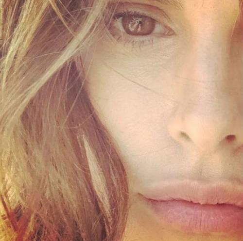Elisabetta Canalis in costume su Instagram 4