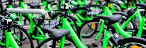 Il bike sharing supererà il car sharing in futuro?