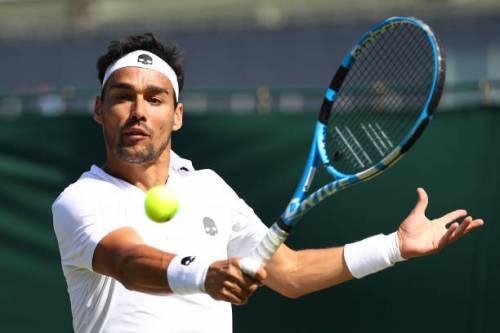 Wimbledon, Fognini vince il derby italiano, impresa di Fabbiano