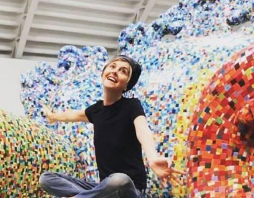 249d4e9c16d3 I fan sono in ansia sullo stato di salute di Nadia Toffa che sta portando  avanti la sua battaglia contro il tumore. La Iena sui social