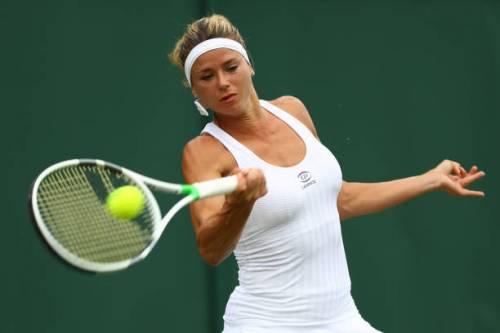 Wimbledon, Giorgi agli ottavi di finale