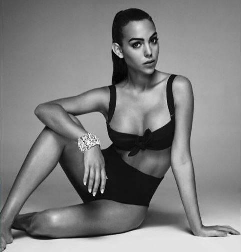 Georgina Rodriguez, la sexy fidanzata di Cristiano Ronaldo 2