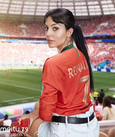Georgina Rodriguez, la sexy fidanzata di Cristiano Ronaldo 8